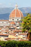Florence cathedral,Tuscany, Italy Royalty Free Stock Photography