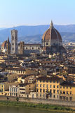Florence cathedral view Stock Photo