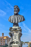 Florence Cellini bust Stock Photo