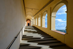 The Florence Charterhouse Royalty Free Stock Image