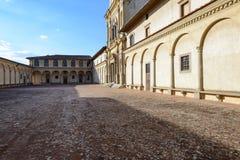 The Florence Charterhouse Stock Photos