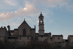 Florence Charterhouse church. Certosa di Galluzzo di Firenze. Italy. royalty free stock photo