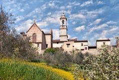 Florence Charterhouse, Tuscany, Italy Royalty Free Stock Image