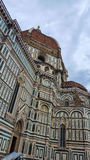Florence church Royalty Free Stock Image