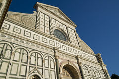 Florence Church of Santa Maria Novella Royalty Free Stock Photo