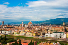 Florence city Royalty Free Stock Images