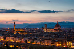 Florence city Royalty Free Stock Image