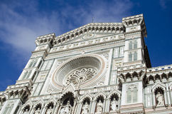 Florence city hall, Duomo. Beautifull city hall in Florence Royalty Free Stock Image