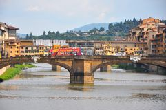 Florence city , Italy Royalty Free Stock Photography