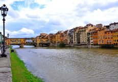 Florence city , Italy Stock Image