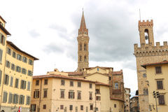 Florence city in Italy Royalty Free Stock Photos