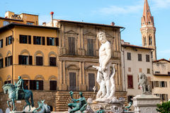 Florence city in Italy Royalty Free Stock Image