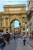Florence city in Italy Royalty Free Stock Images