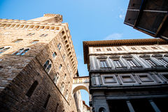Florence city in Italy Stock Photo
