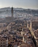 Florence. City landscape. places of Interest. Attractions. Stock Image