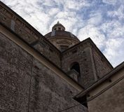 Florence. City landscape. places of Interest. Attractions. Royalty Free Stock Images