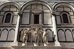 Florence. City landscape. places of Interest. Attractions. Stock Photo