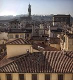 Florence. City landscape. places of Interest. Attractions. Royalty Free Stock Photography