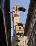 Florence. City landscape. places of Interest. Attractions. Florence. The historical center of the old city Stock Photos