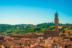 Florence Cityscape stock foto