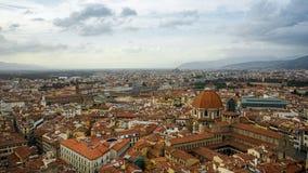 Florence Cityscape Fotografia de Stock Royalty Free