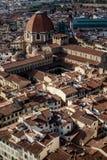 Florence cityscape Royalty Free Stock Image