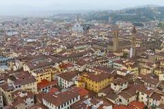 Florence Cityscape, Italy Stock Photos