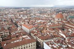 Florence Cityscape, Italy Royalty Free Stock Photos