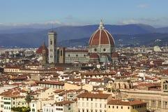 Florence cityscape, Tuscany, Italy Stock Photography