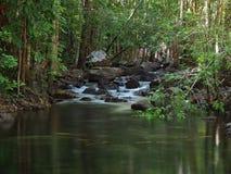 Florence Creek-waterval, het Nationale Park van Litchfield australië royalty-vrije stock afbeelding