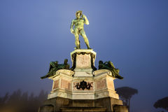 Florence David of Michelangelo Royalty Free Stock Images