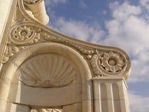 Florence, de lantaarn van de kathedraalkoepel Stock Afbeeldingen
