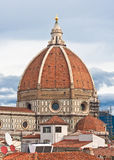 Florence, Dome Stock Image