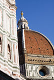 Florence, Dome Stock Photography