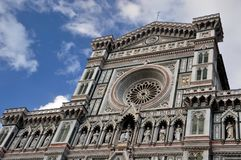 Florence dome Stock Images
