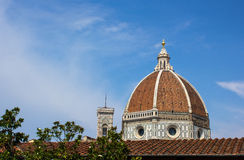 Florence dome of Brunelleschi Royalty Free Stock Photos