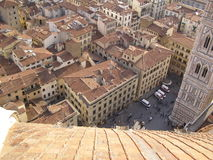 Florence, dome of the cathedral Stock Photo