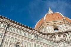 Florence Dome, Itali? stock fotografie