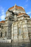 Florence Dome under construction, Italy  Stock Photos