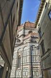 Florence domkyrka Arkivbilder