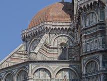 Florence domkyrka, Italien Arkivfoto