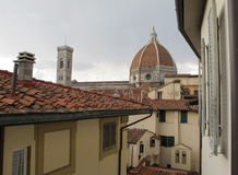 Florence domkyrka, Tuscany, Italien arkivfoto