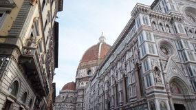 Florence Dumo Tuscany Italy Stockfotos