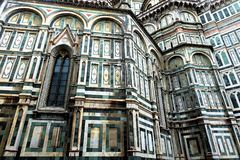 Florence Duomo Arkivfoton