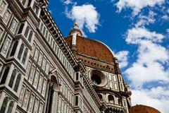 Florence Duomo Fotografering för Bildbyråer