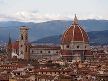 Florence Duomo Royaltyfri Foto