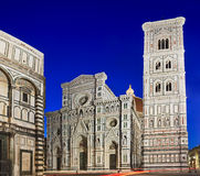 Florence Duomo All Front Royalty Free Stock Image
