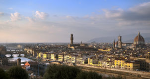 Florence Duomo and campanile Royalty Free Stock Photos