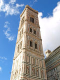 Florence Duomo Campanile Royalty Free Stock Images
