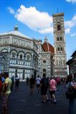 Florence Duomo Cathedral Stock Photos